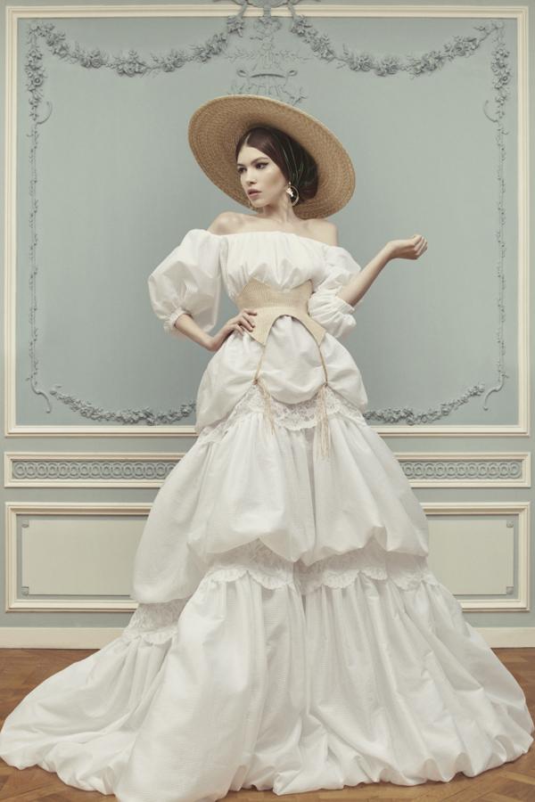 Ulyana Sergeenko Designs » NOTEWORTHY: ULY...
