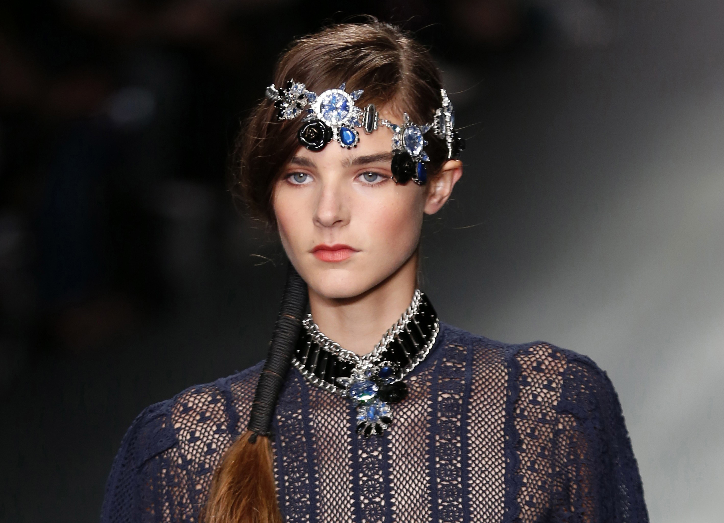 Beauty S S 15 Runway Hair Trends